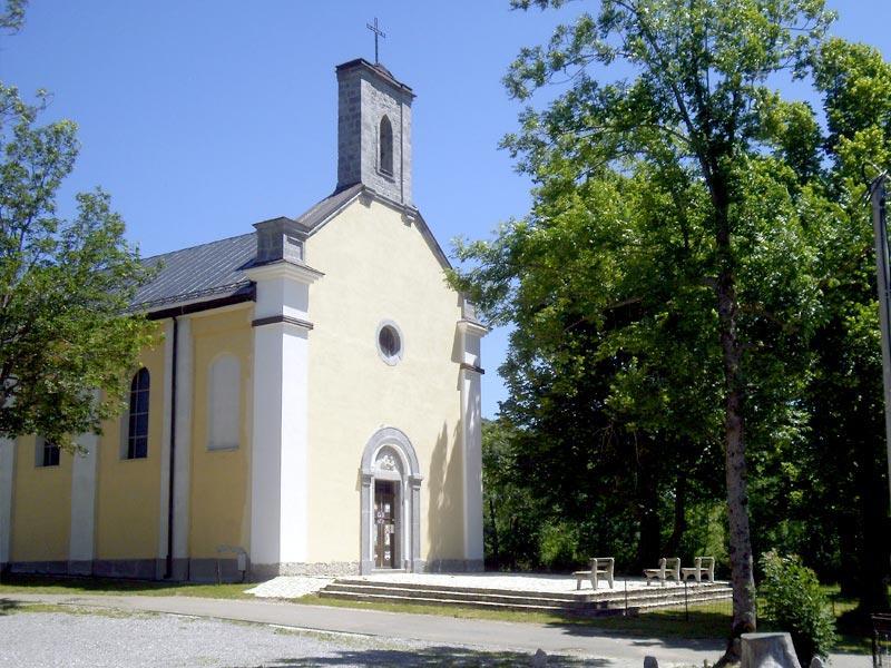 Crkva Pohođenja blažene djevice Marije Elizabeti (Crkva Sv. Elizabete)