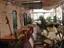 Summer terrace Bonaca